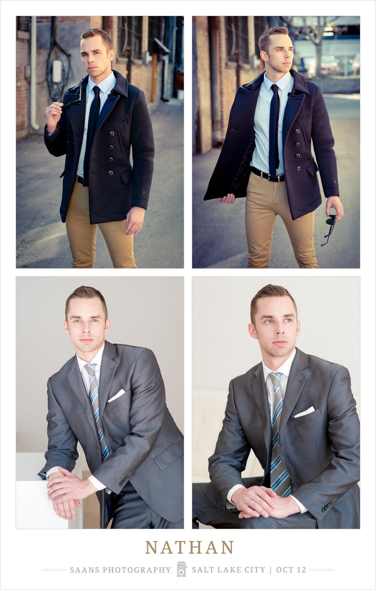 Nathan Portrait