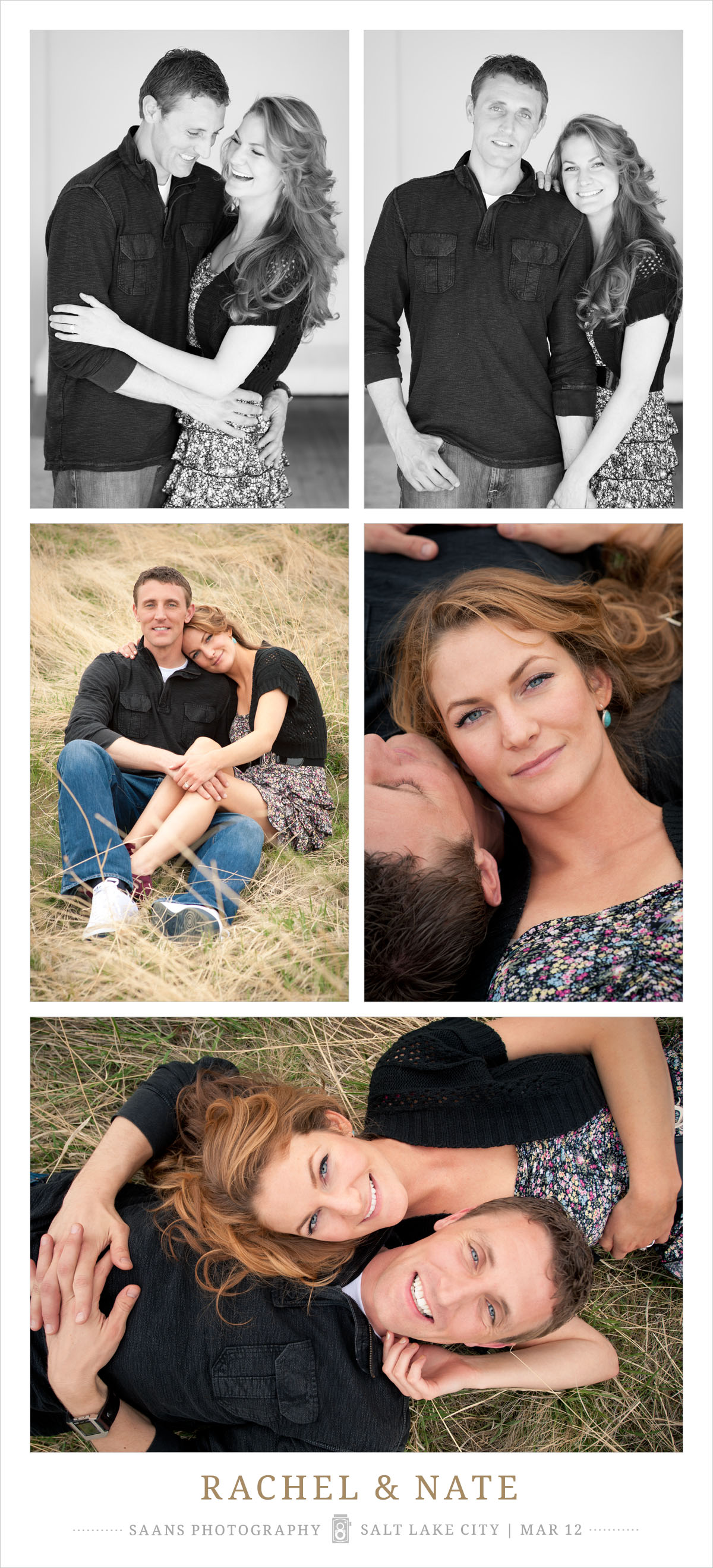 Rachel and Nate Engagement Photography