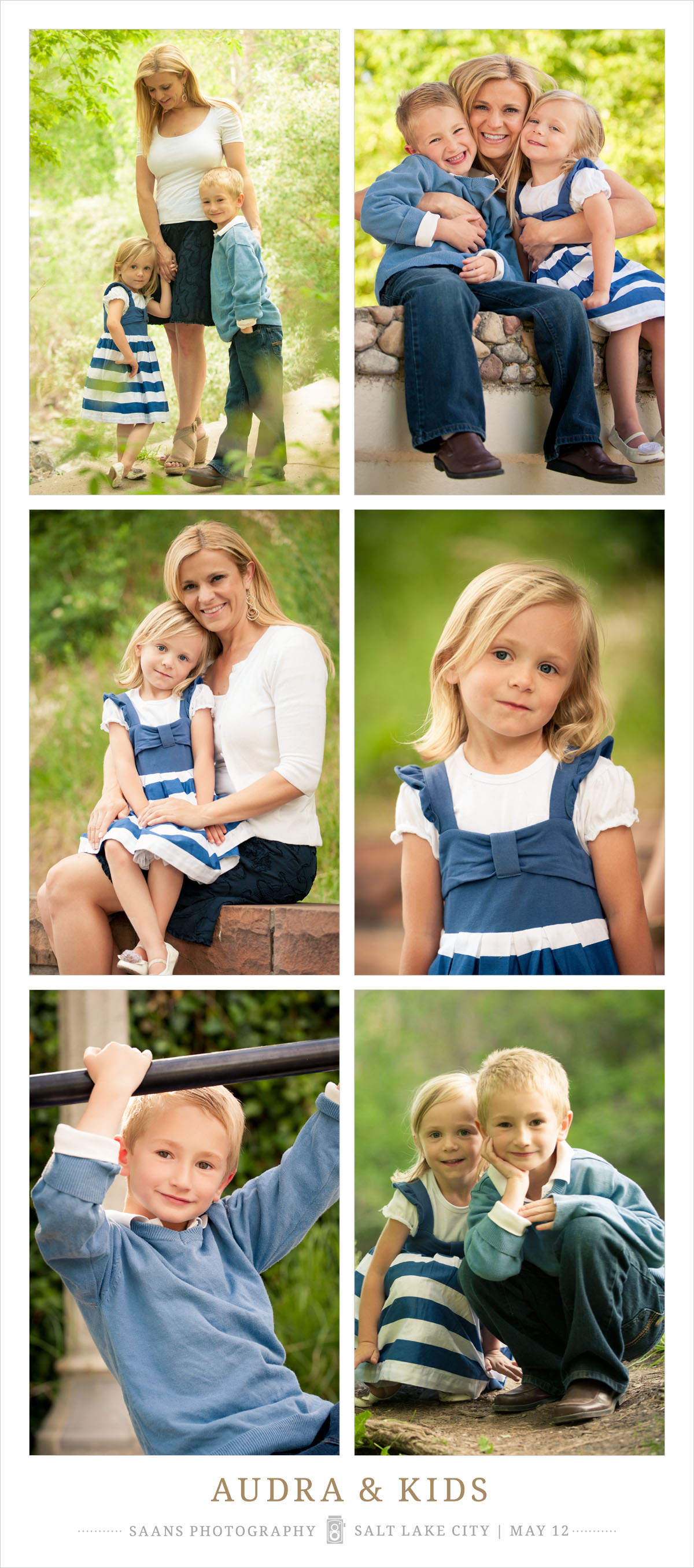 Audra and Kids Family Shoot