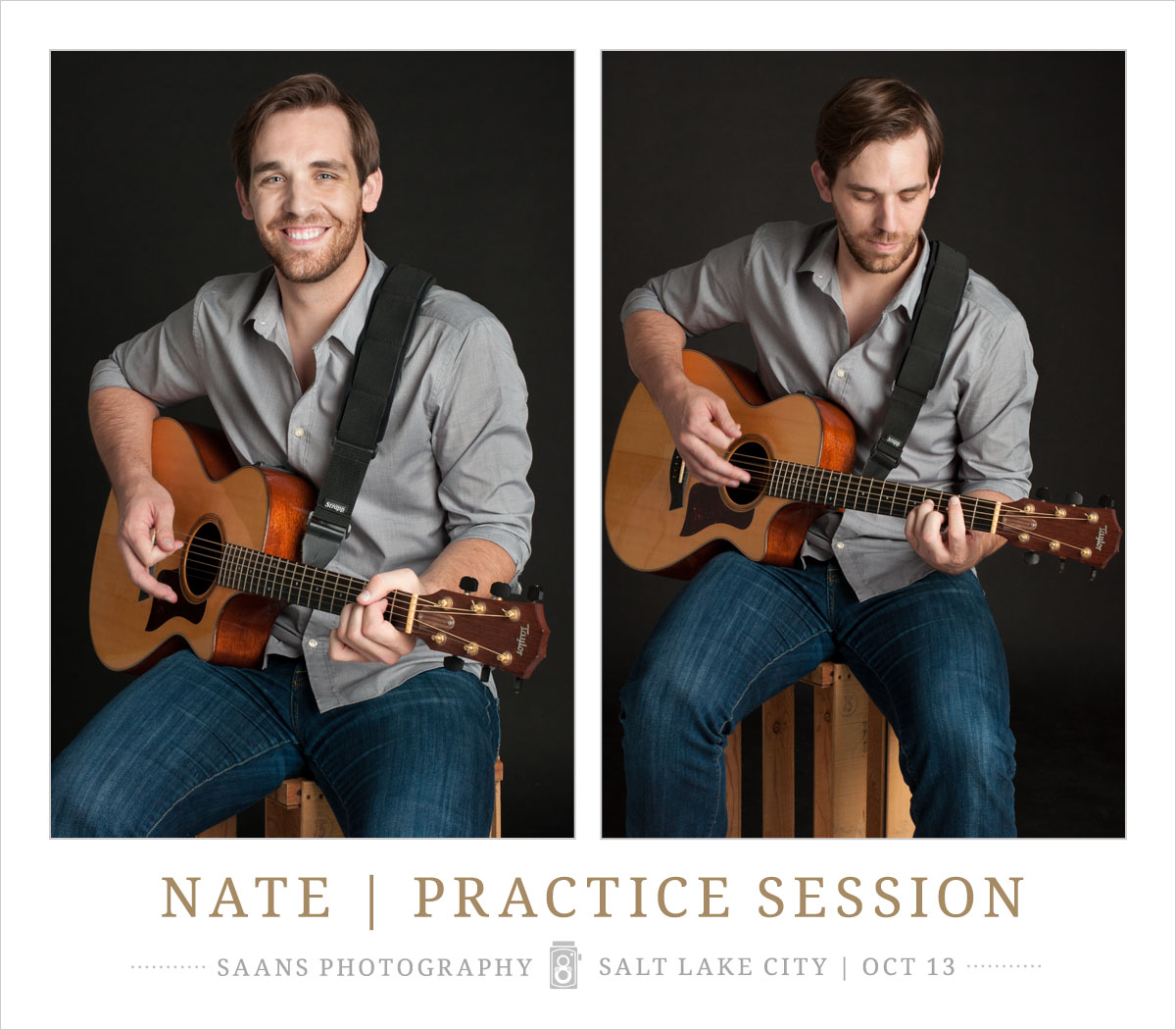 Nate Practice Session