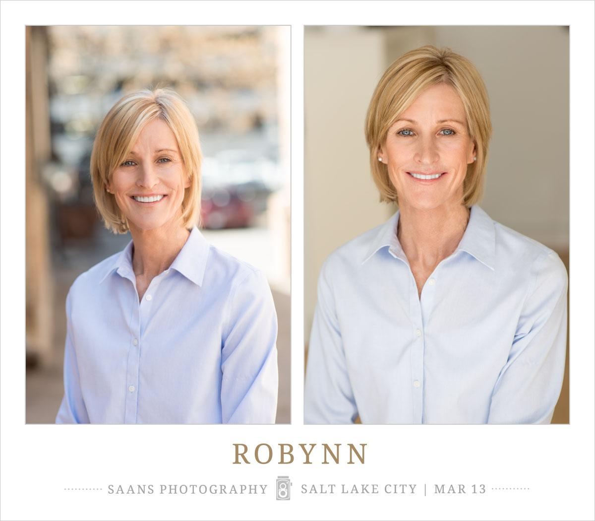Robynn Executive Portrait