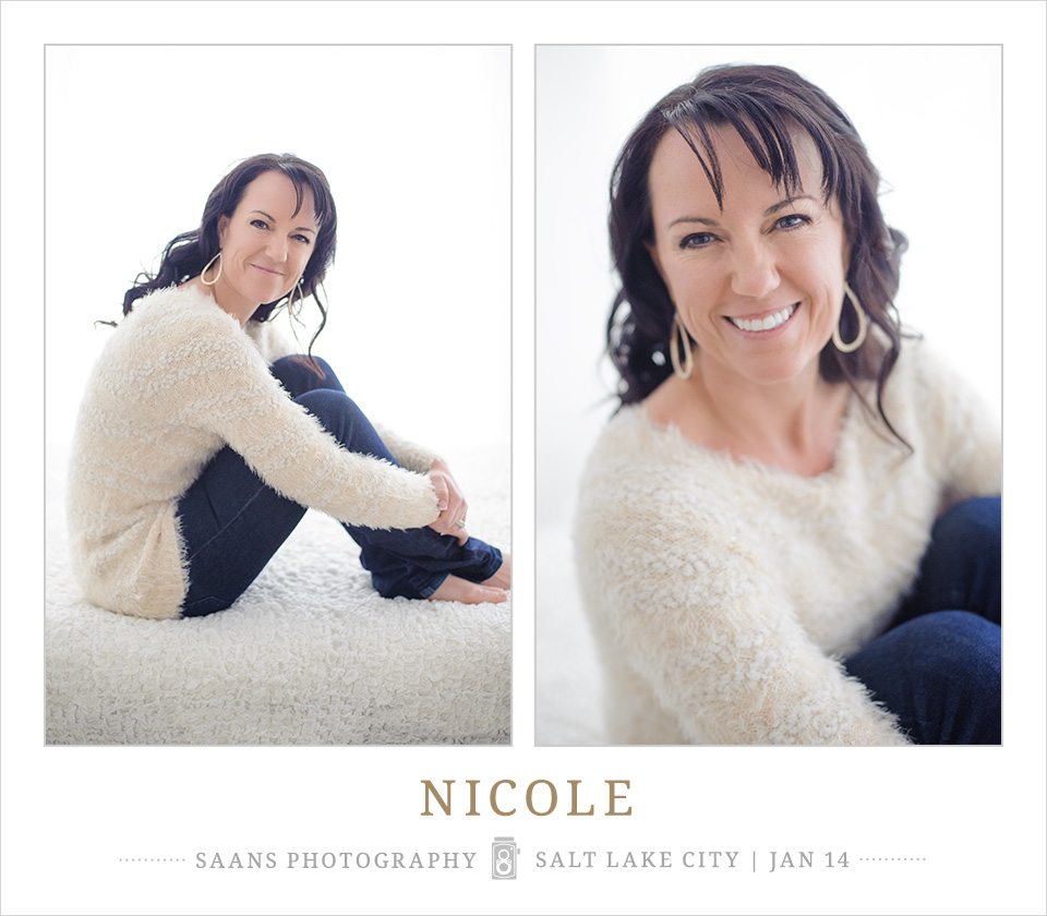 Nicole Collette Lifestyle Portrait
