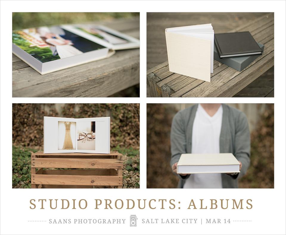 Saans Studio Products Photography Album