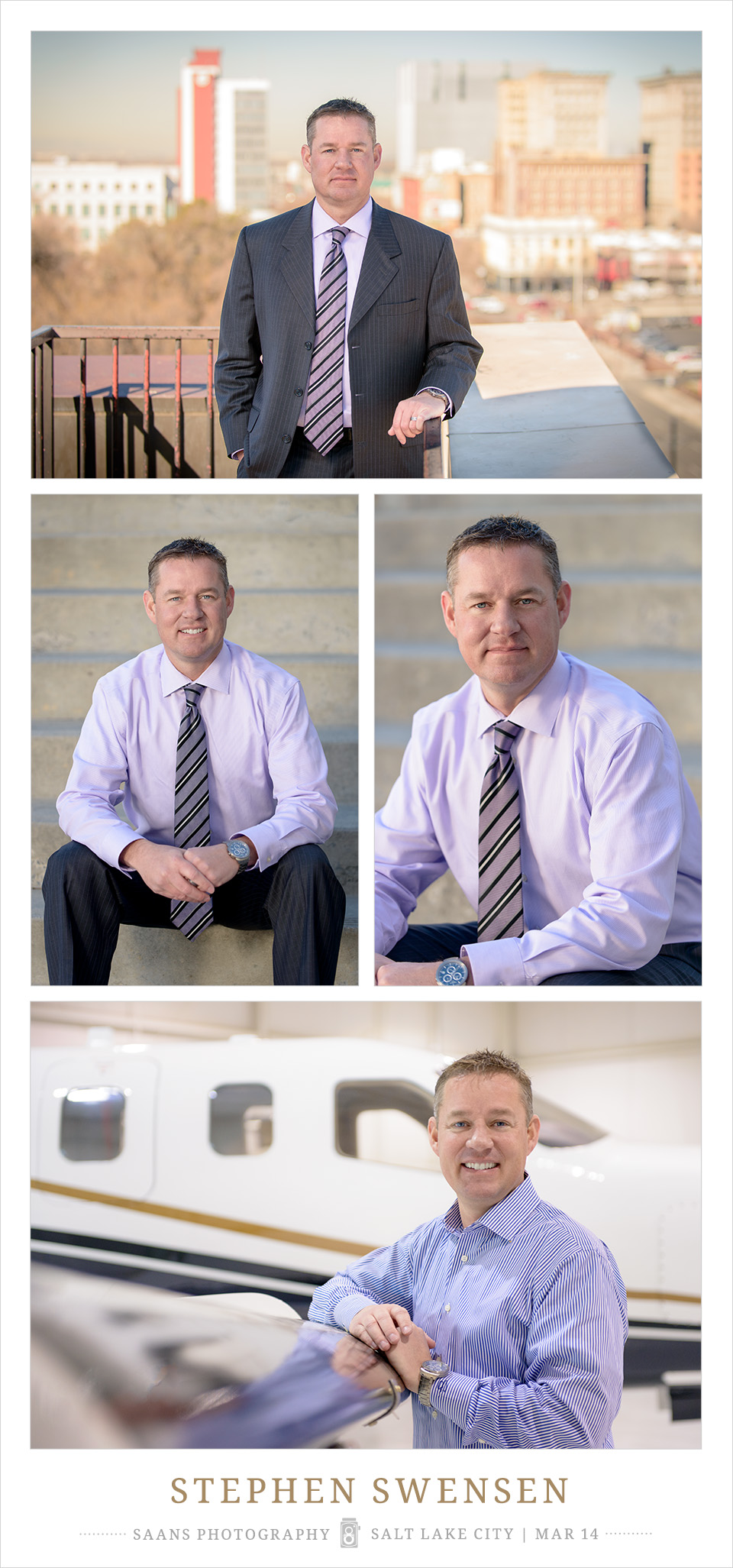 Stephen Swensen Executive Portrait
