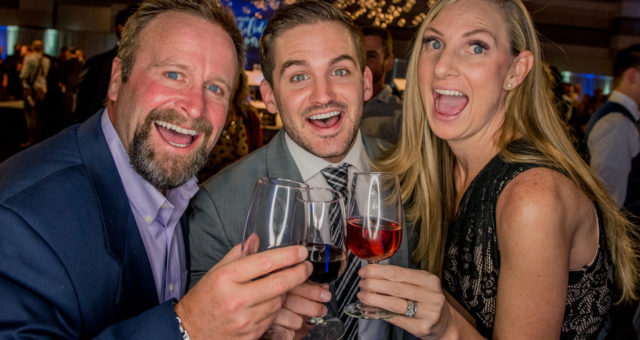 Entrata Holiday Party  | Event Photography